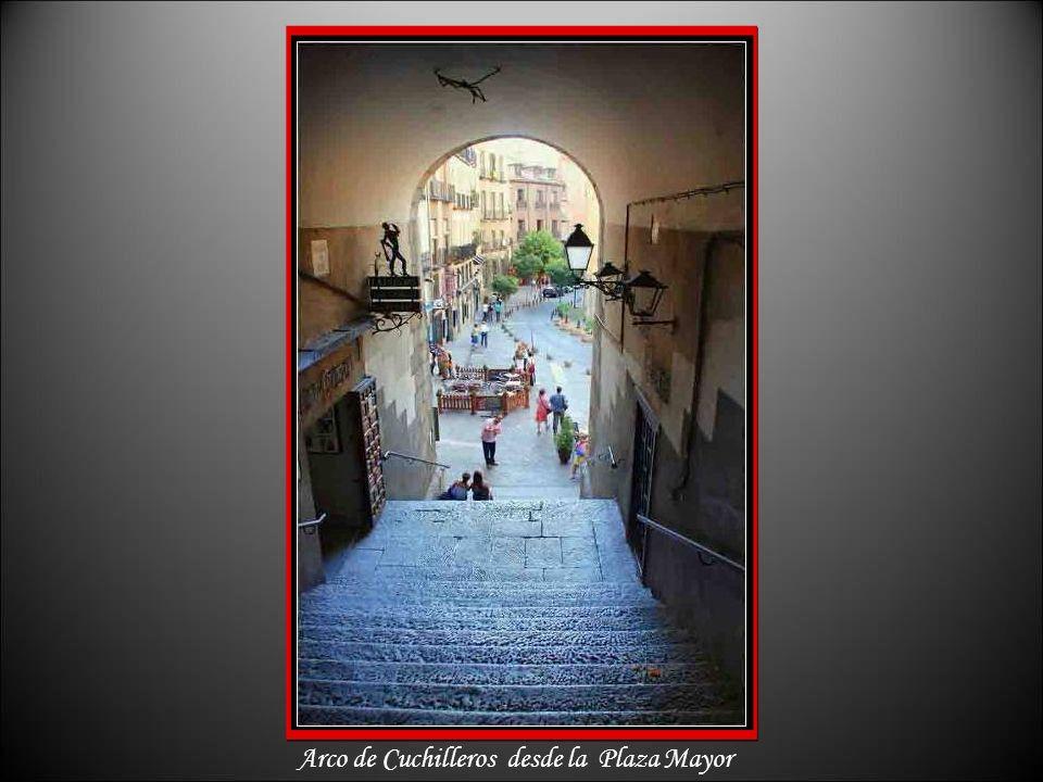 Calle Postas y la Posada del Peine