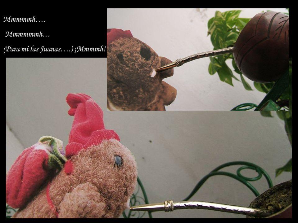 Juan-Mota & Co Mmmmmh…. Mmmmmmh… (Para mi las Juanas….) ¡Mmmmh!