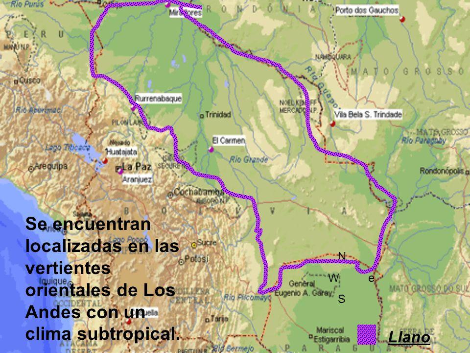 Neembucu es uno de los únicos lugares que Paraguay tiene relieve montañoso. Más de lejos