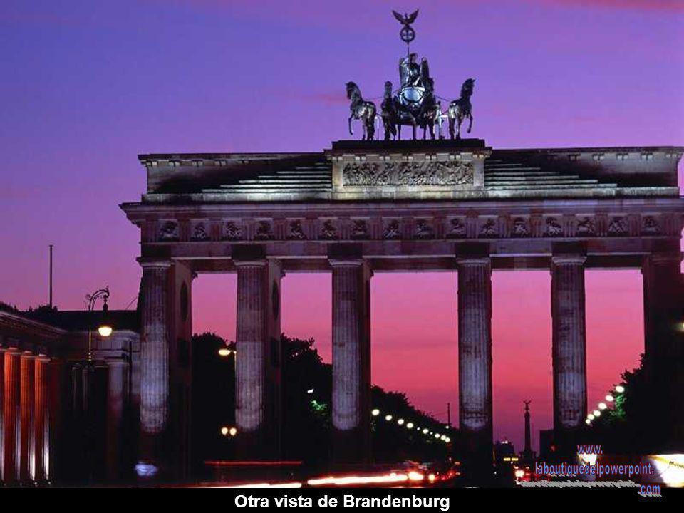 Brandenburg - Berlín