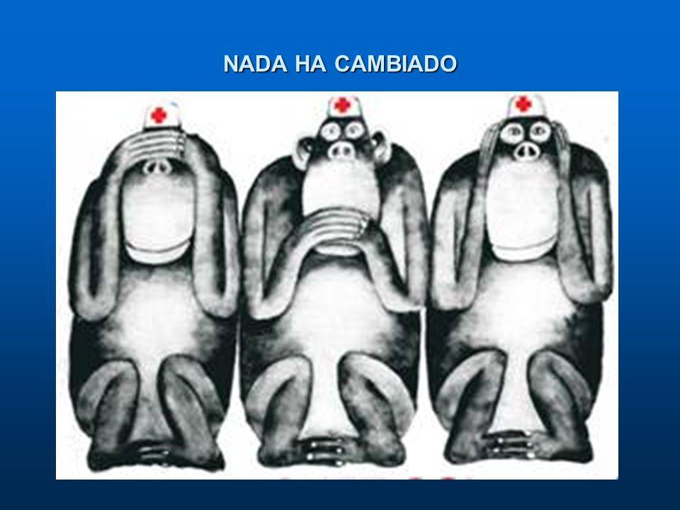 NADA HA CAMBIADO