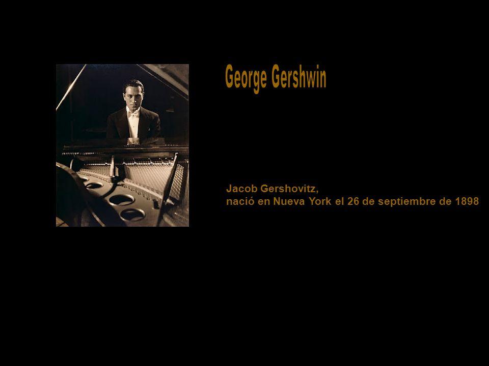 Versión musical por The Gershwin Piano Quartet