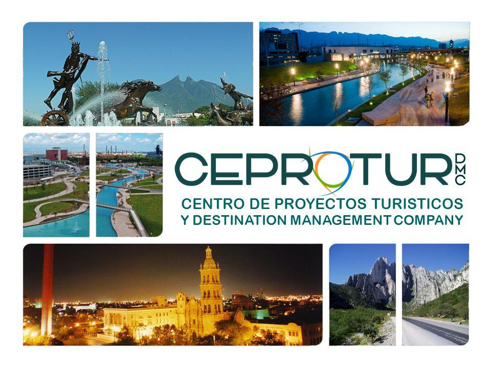 CEPROTUR DMC Operador Local de Servicios y Proyectos Turísticos Somos una empresa de servicios turísticos dedicada principalmente a la transportación terrestre privada tipo ejecutivo y gran turismo dentro de la zona metropolitana de Monterrey y con capacidad de traslados a cualquier lugar de la República Mexicana y algunos puntos fronterizos de Estados Unidos.