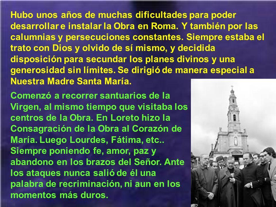 El 2 de Febrero de 1947 el papa Pío XII promulga la Constitución apostólica Provida Mater Eclesia, con la que acoge, sanciona y aprueba la más recient