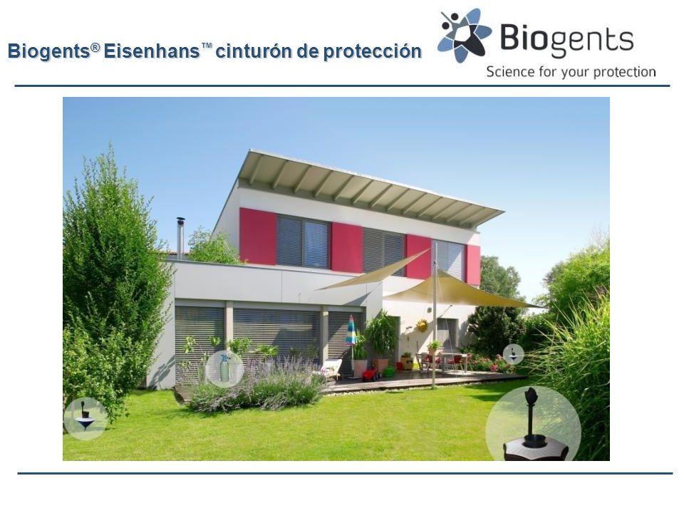 Biogents ® Eisenhans cinturón de protección