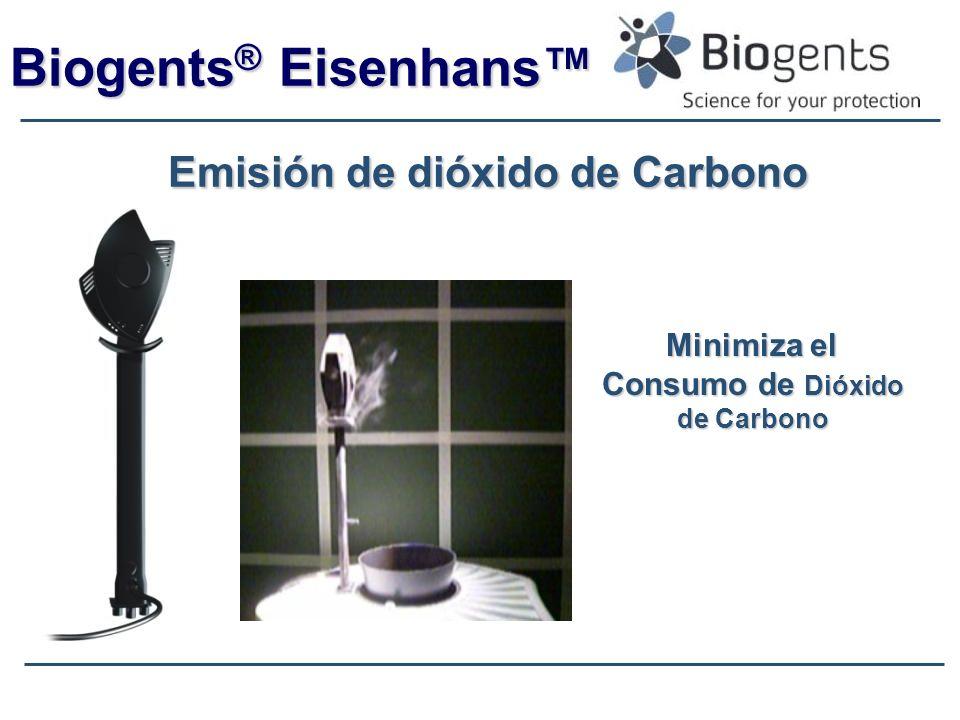 Biogents ® Eisenhans Emisión de dióxido de Carbono Minimiza el Consumo de Dióxido de Carbono