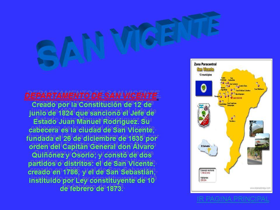 Localización, Territorio y Población El departamento de La Paz se encuentra ubicado en la zona Central de la República de El Salvador, limita con los