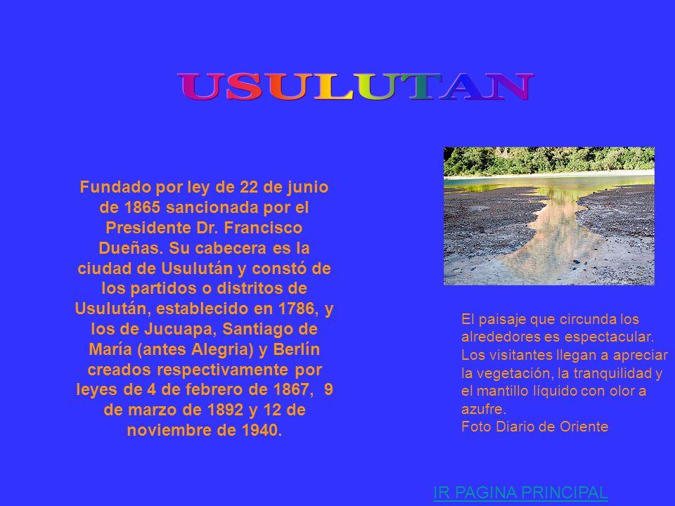Creado por la Constitución de 12 de junio de 1824 que sancionó el Jefe de Estado y Prócer de la Independencia Nacional Juan Manuel Rodríguez. Su cabec