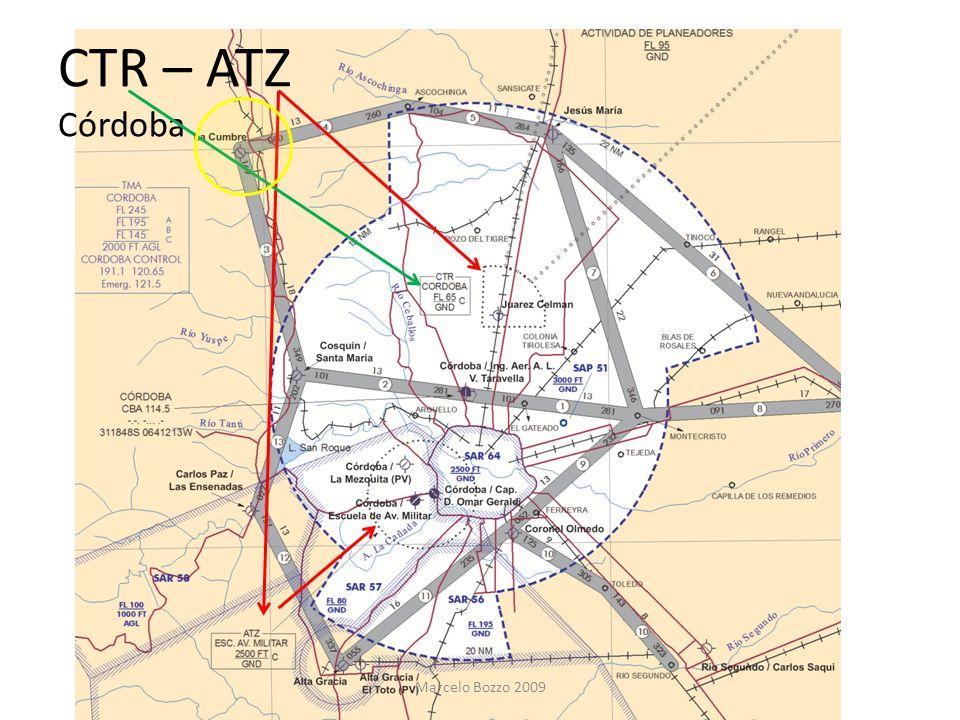 CTR – ATZ Córdoba Marcelo Bozzo 2009