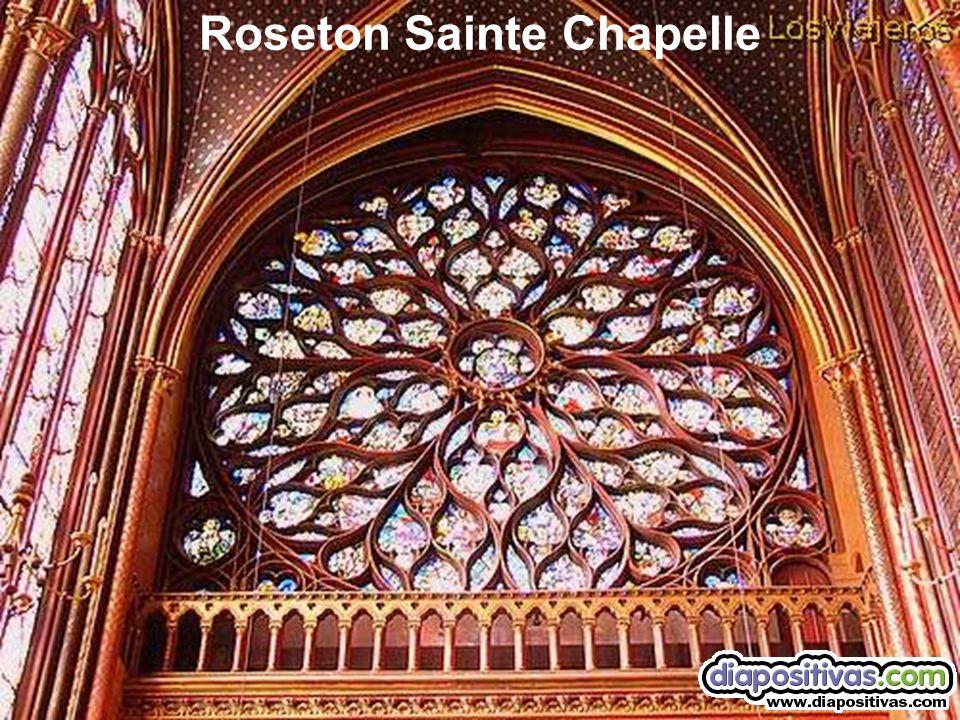 Roseton de la Catedral de Notre Dame