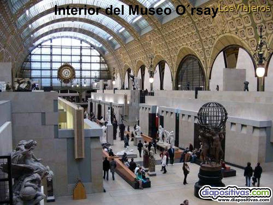 Museo del O´rsay