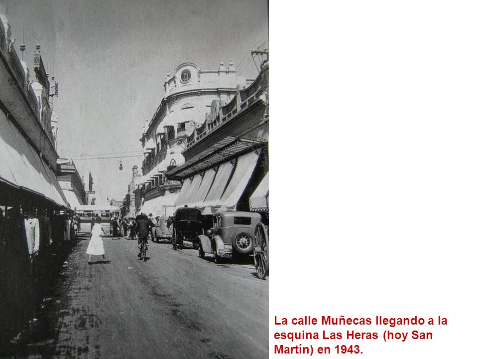 Unica imagen que no pertenece a la ciudad de San Miguel de Tucumán.