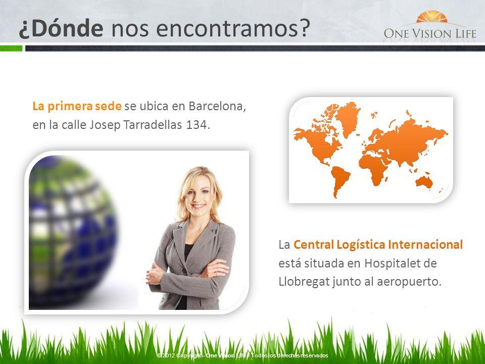 La Central Logística Internacional está situada en Hospitalet de Llobregat junto al aeropuerto. La primera sede se ubica en Barcelona, en la calle Jos