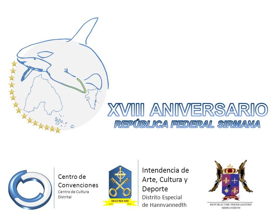 La República Federal Sirmana cumple 18 años de ser fundada.
