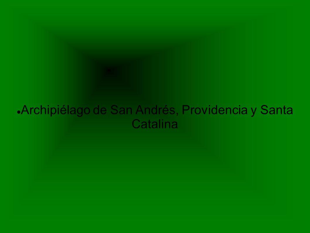 Archipiélago de San Andrés, Providencia y Santa Catalina