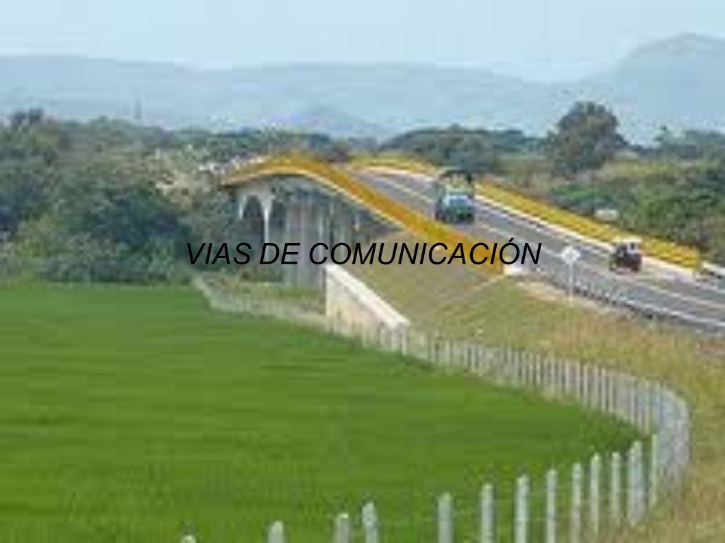 VIAS DE COMUNICACIÓN