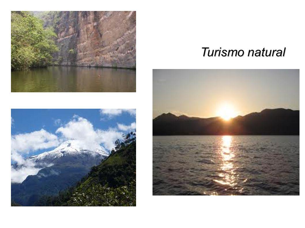 Turismo natural Turismo natural
