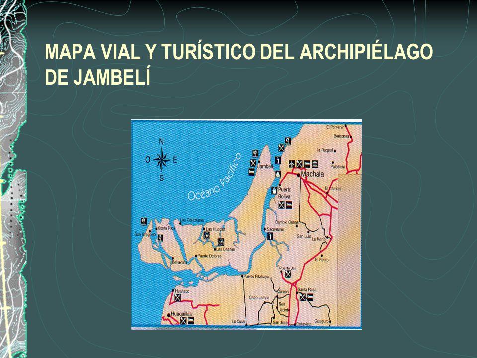 ARCHIPIELAGO JAMBELI Aspectos Generales DIVISIÓN POLÍTICA UBICACIÓN EXTENSION MORFOLOGIA