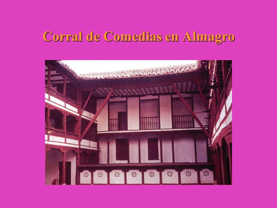 Corral de Comedias en Almagro