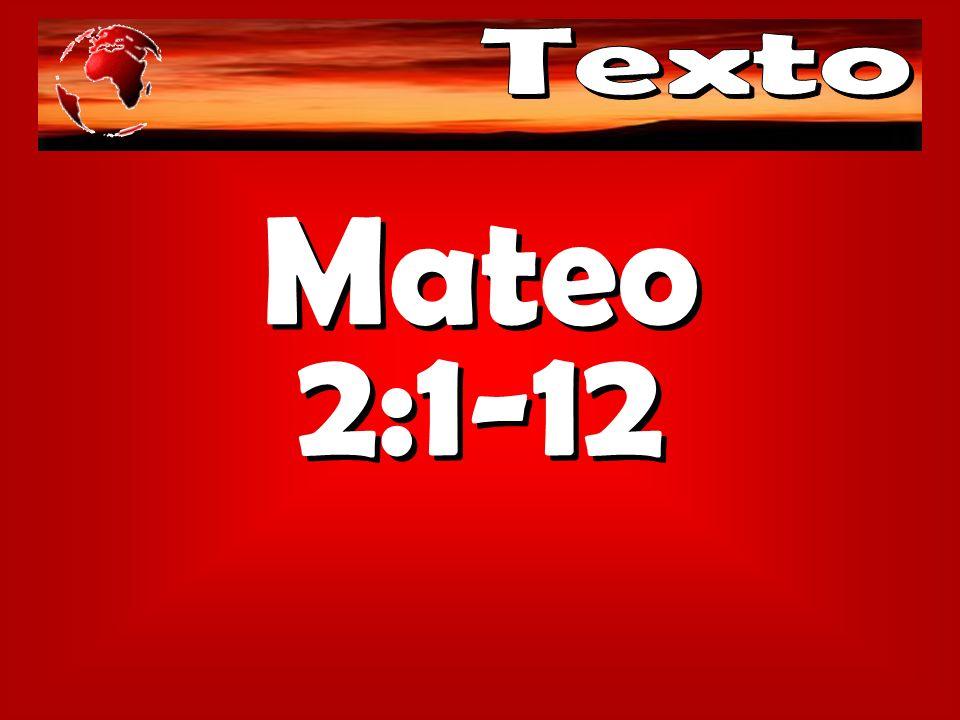 Mateo 2:1-12 Mateo 2:1-12