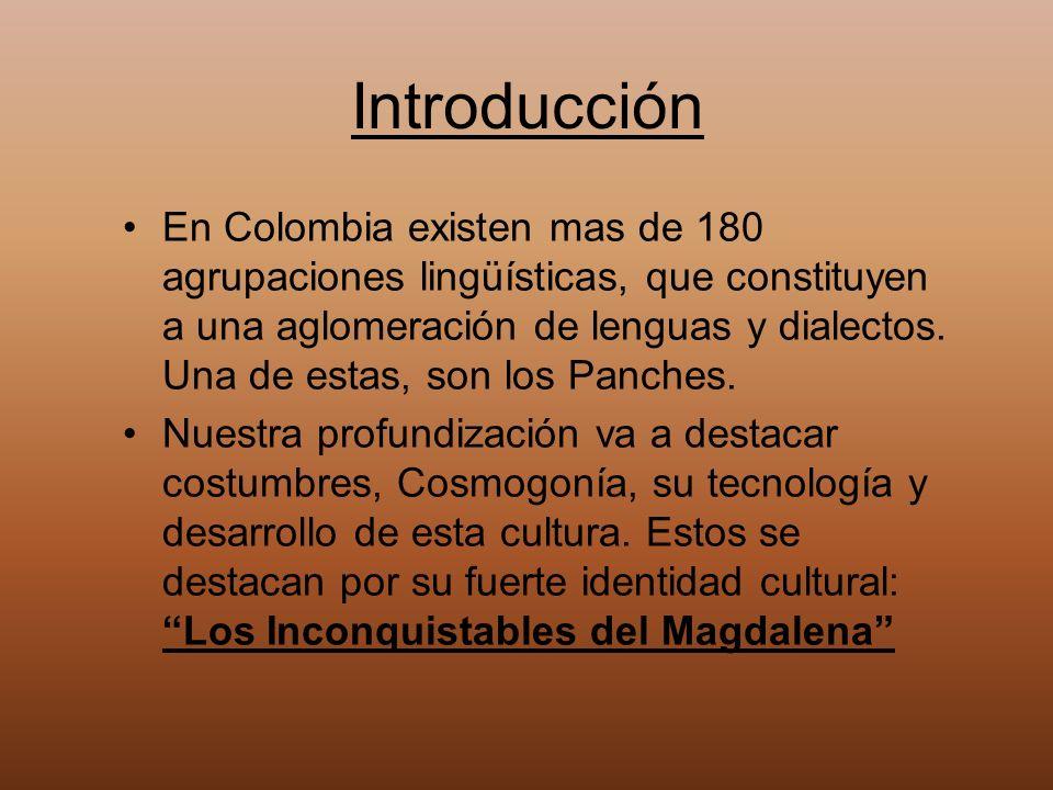 Introducción En Colombia existen mas de 180 agrupaciones lingüísticas, que constituyen a una aglomeración de lenguas y dialectos. Una de estas, son lo