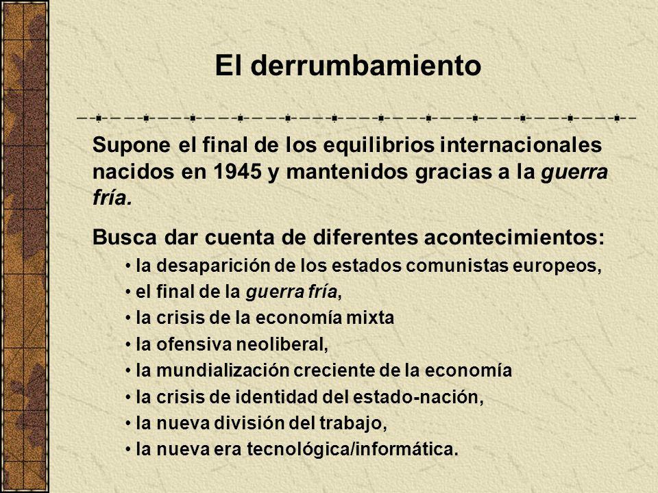 7) hay una expansión de lo que Marx llamó trabajo social combinado donde trabajadores de diversas partes del mundo participan del proceso de producción y de servicios.