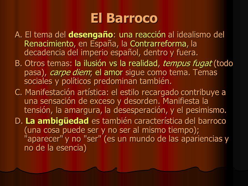 El Barroco A.