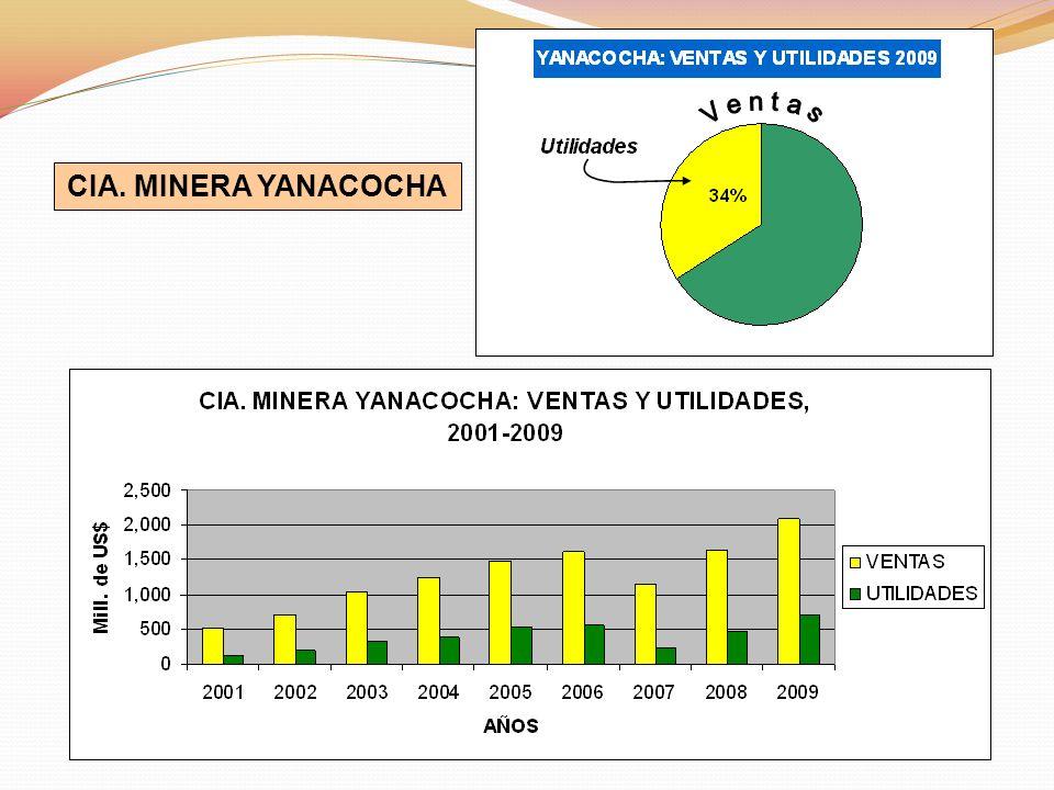 CIA. MINERA YANACOCHA