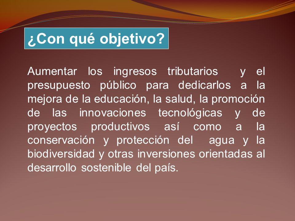 Si a todas las empresas mineras formales del Perú se les hubiera aplicado un impuesto a las ganancias extraordinarias en el período de 5 años (2005-2009), el Estado peruano hubiera contado con 5,782 millones dólares adicionales en el presupuesto público, es decir, 1,156 millones de dólares más por año.