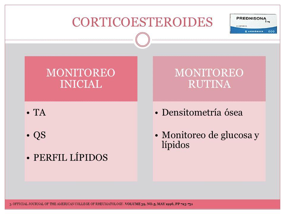 CORTICOESTEROIDES PREDNISONAPREDNISOLONADEXAMETASONA EDNAPRON (5, 20 y 50 MG) FISOPRED (100 ml sol/ 100 mg) ALIN (8 mg IM e IV, 0.5 y 0.75 mg VO) METICORTEN (5, 20 y 50 MG) METICORTELONE (3 mg/ml en frascos con 30, 60, 100, 120 y 180 ml) BRULIN (8 mg IM e IV) NORAPRED (5 y 50 MG) DECADRON (0.5 mg VO) PREDNIDIB (5 y 50 MG) METAX (8 mg IM e IV) 2.