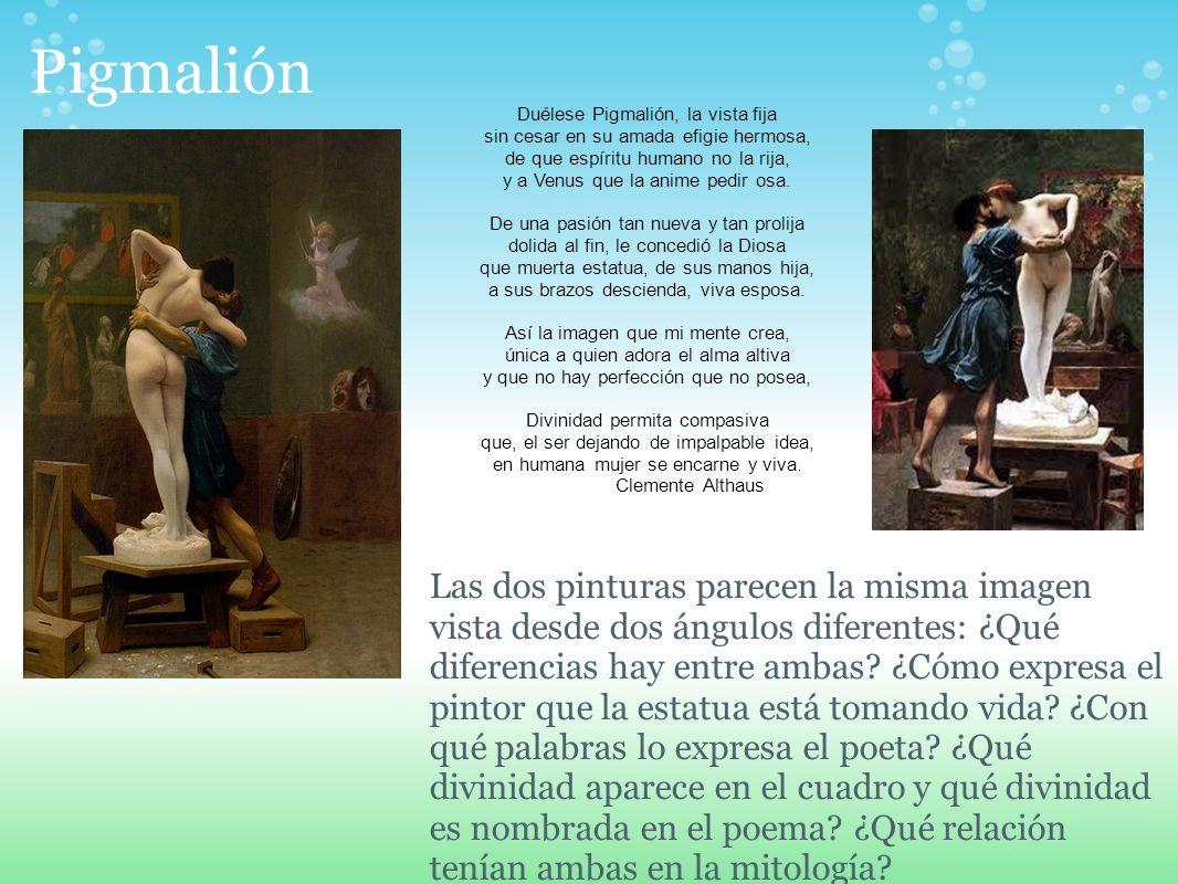 Venus y Adonis Adonis era el mortal más hermoso y Venus la diosa más hermosa, pero estas pinturas no expresan nuestro ideal de físico bello.