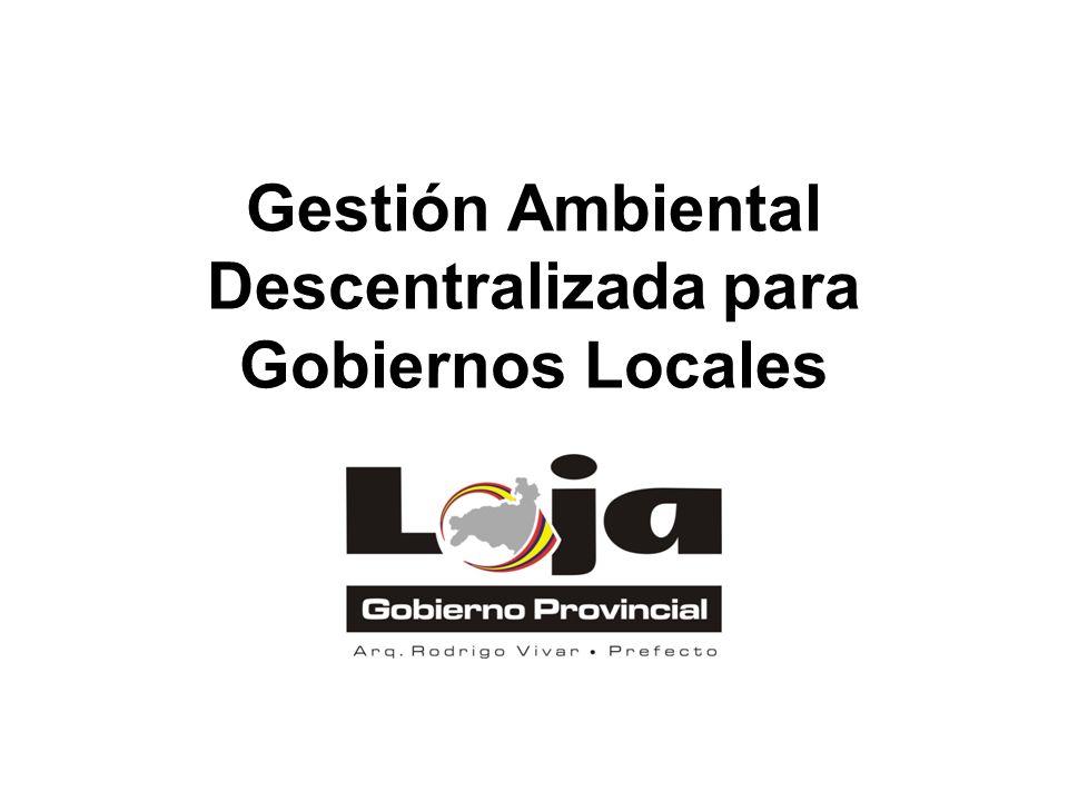 La organización Político Administrativa del Estado Ecuatoriano 1.