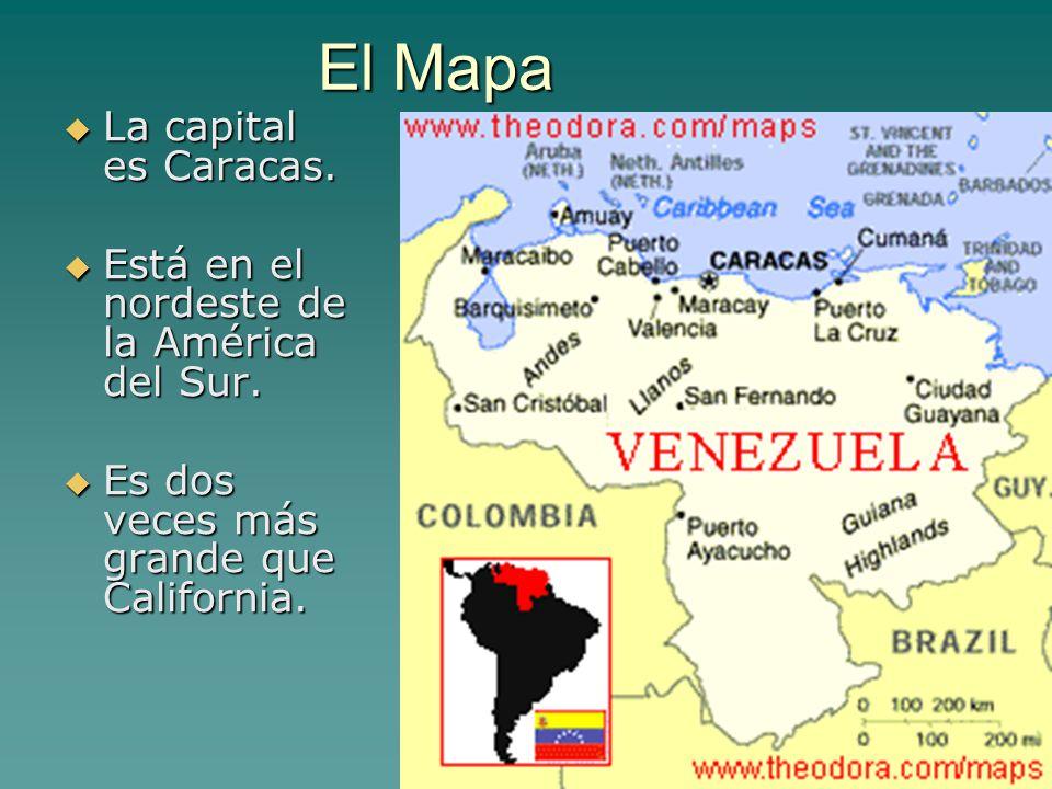 Las partes El río Orinoco divide Venezuela en 2 partes iguales: el norte y el sur.
