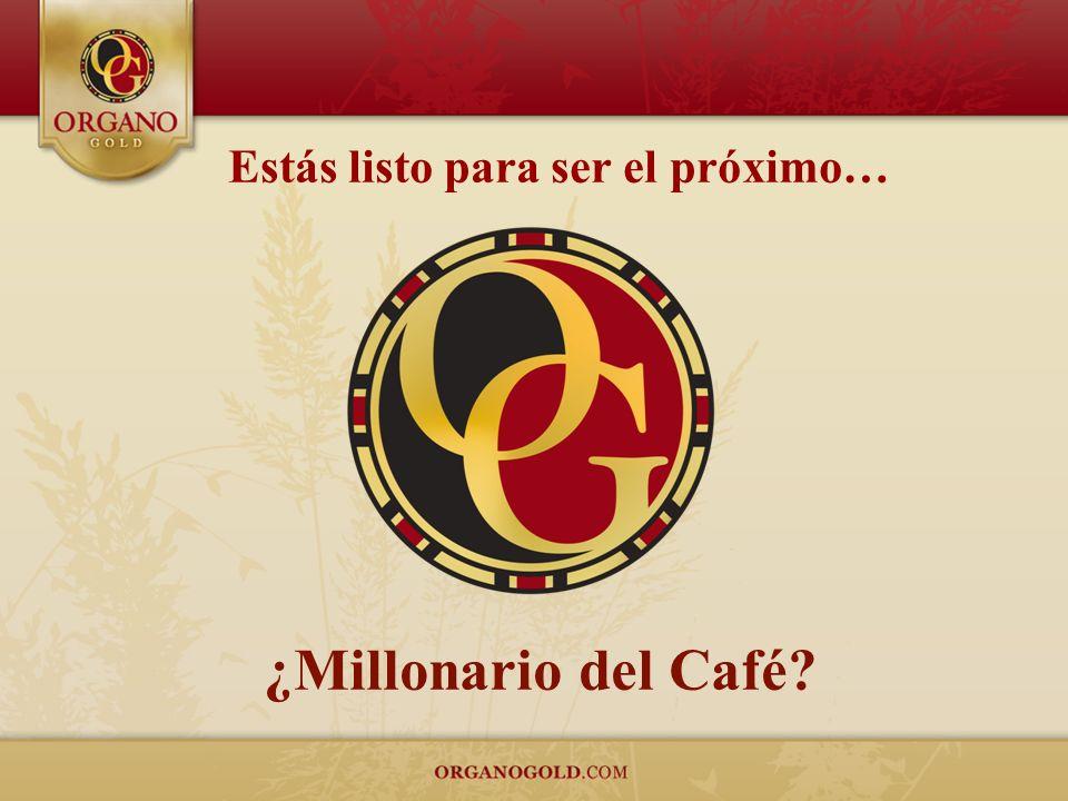 ¿Millonario del Café? Estás listo para ser el próximo…