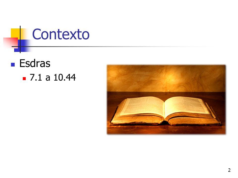 Bosquejo de Estudio 1.Esdras, un líder preparado (Esdras 7.6-10) 2.