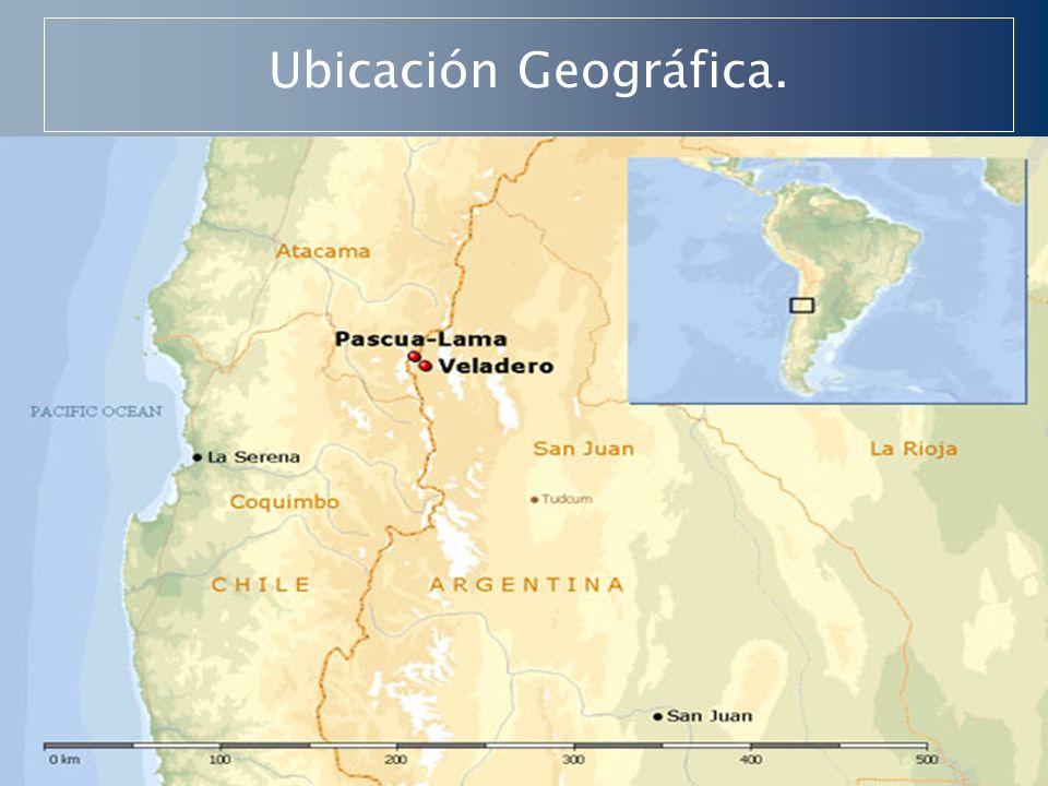 Encuentro InternacionalUrracas Emaús ChileMarzo 2006 35 Ubicación Geográfica.