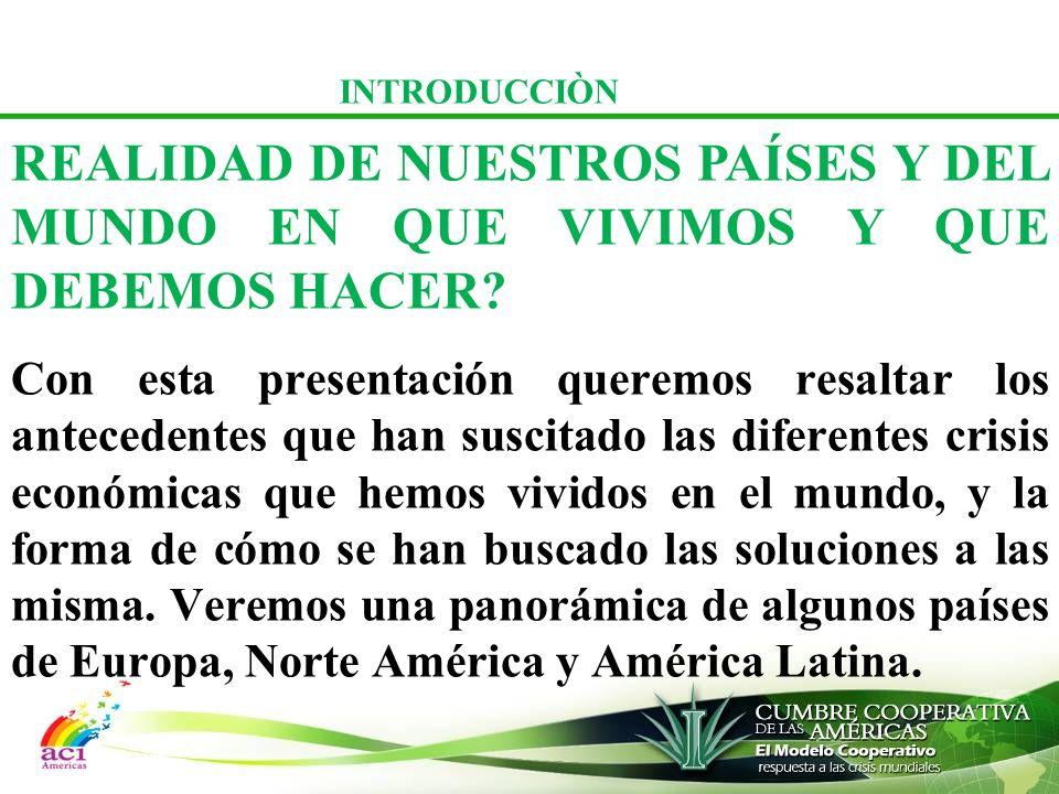 PASANTIA DE INTERCAMBIO EN COSTA RICA DEL 2008 APOYADA POR CENECOOP, CONACOOP Y IDECOOP