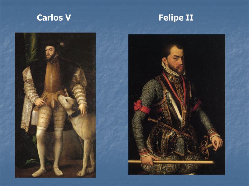 Carlos VFelipe II