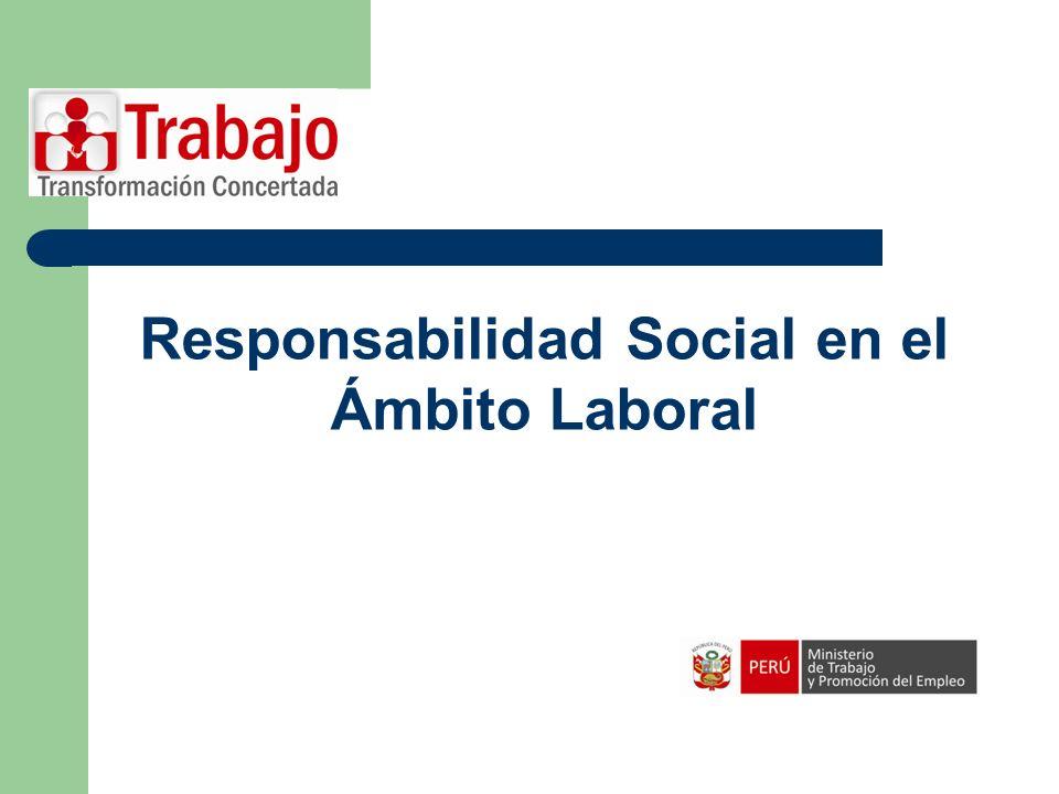 Buenas prácticas laborales Acciones voluntarias más allá de la ley para mejorar relaciones y condiciones laborales.
