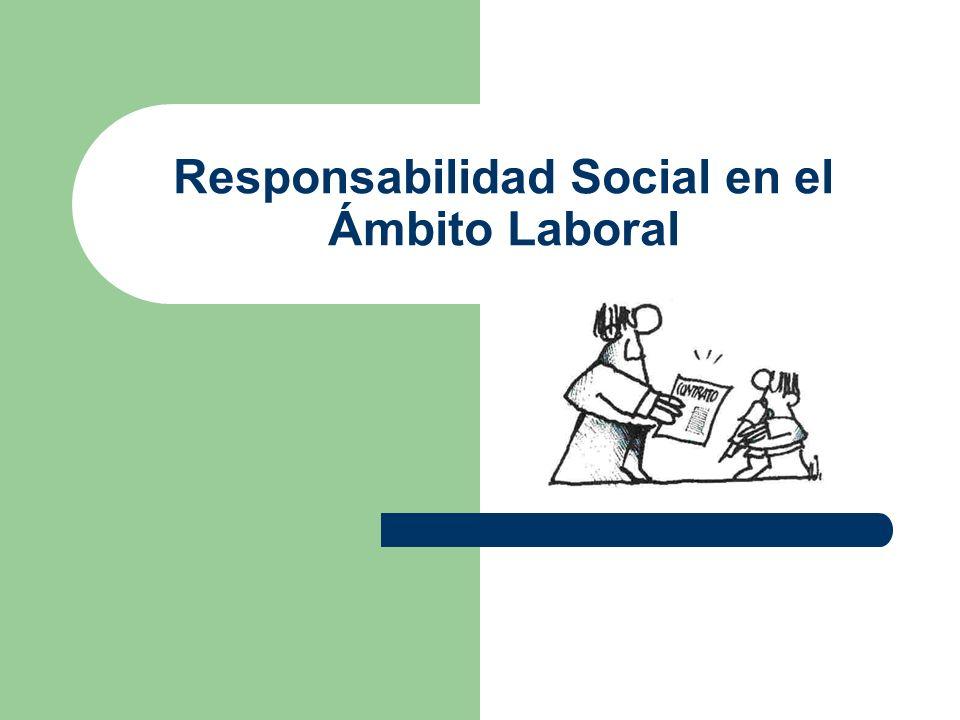 AGENDA Introducción – La RSE y su aplicación en el ámbito laboral – Dinámica: ¿qué opinamos sobre los temas laborales.