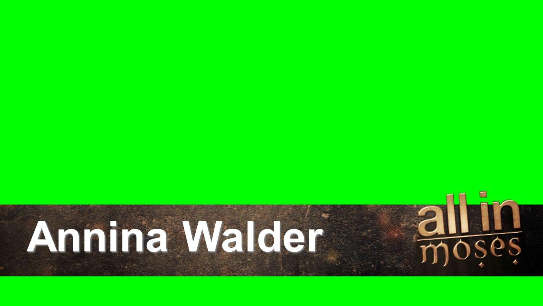 Annina Walder