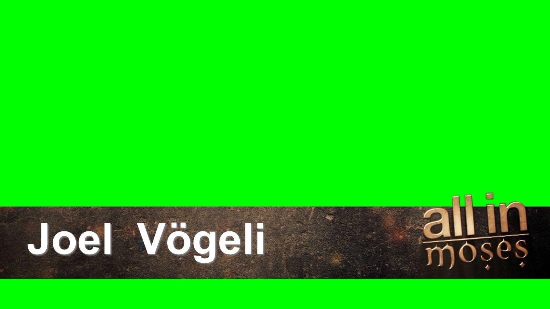 Joël Vögeli Joel Vögeli
