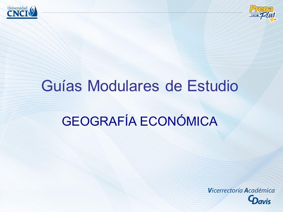 Semana 1: Geografía Económica, Estados Unidos y Canadá