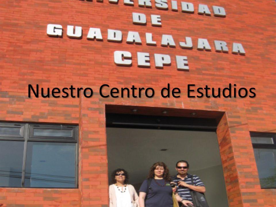 Nuestro Centro de Estudios