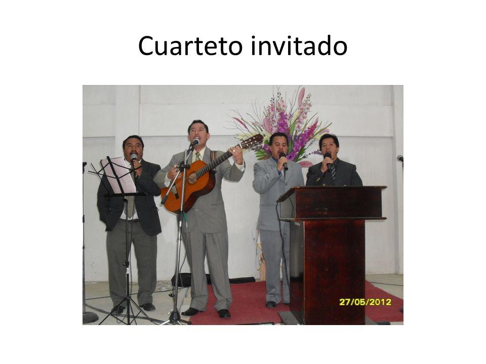 Cuarteto invitado