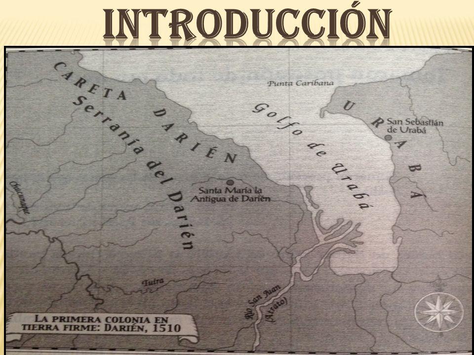 La corona da a Rodrigo de Bastidas la región costanera de Colombia desde el Cabo de la Vela hasta la desembocadura del río Magdalena.