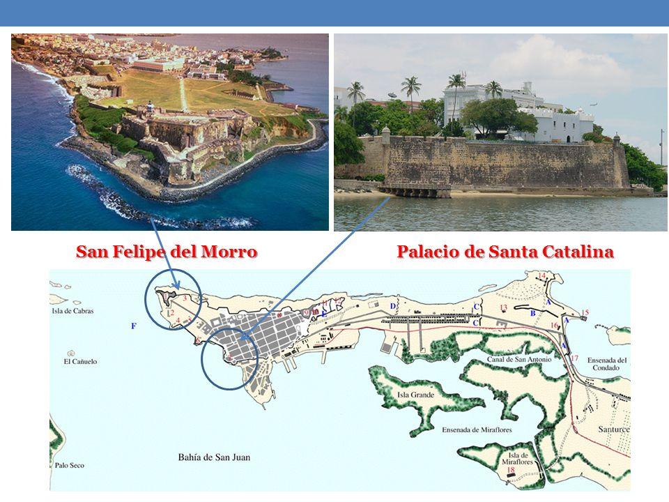 Palacio de Santa Catalina San Felipe del Morro