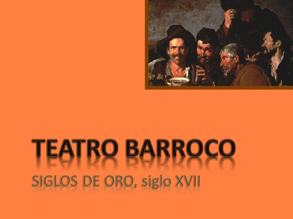 Introducción Barroco Características Barroco Personajes principales Temas principales Corrales de comedias Antecedentes Géneros Autores