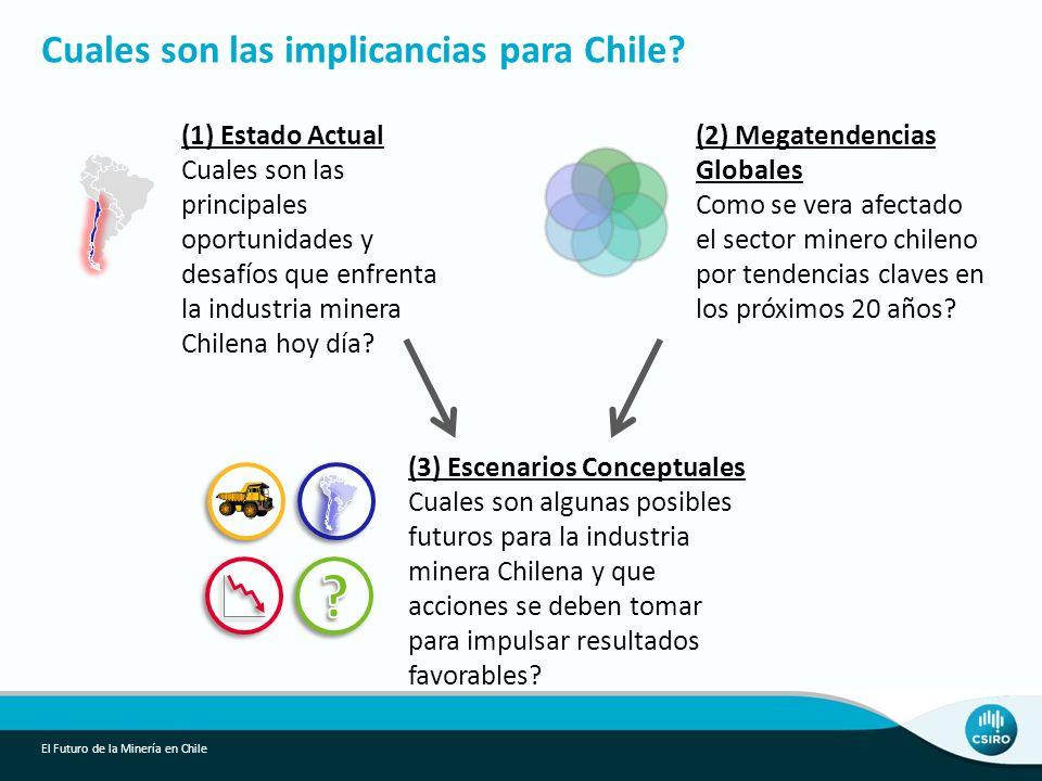Cuales son las implicancias para Chile.