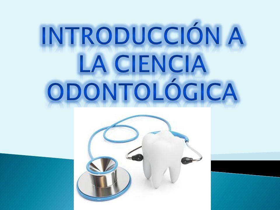 Es la especialidad médica que se dedica al estudio de los dientes y las encías y al tratamiento de sus dolencias.